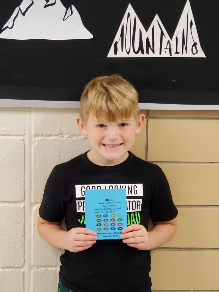 Brantley Michael - Mrs. Woods' 2nd Grade Class