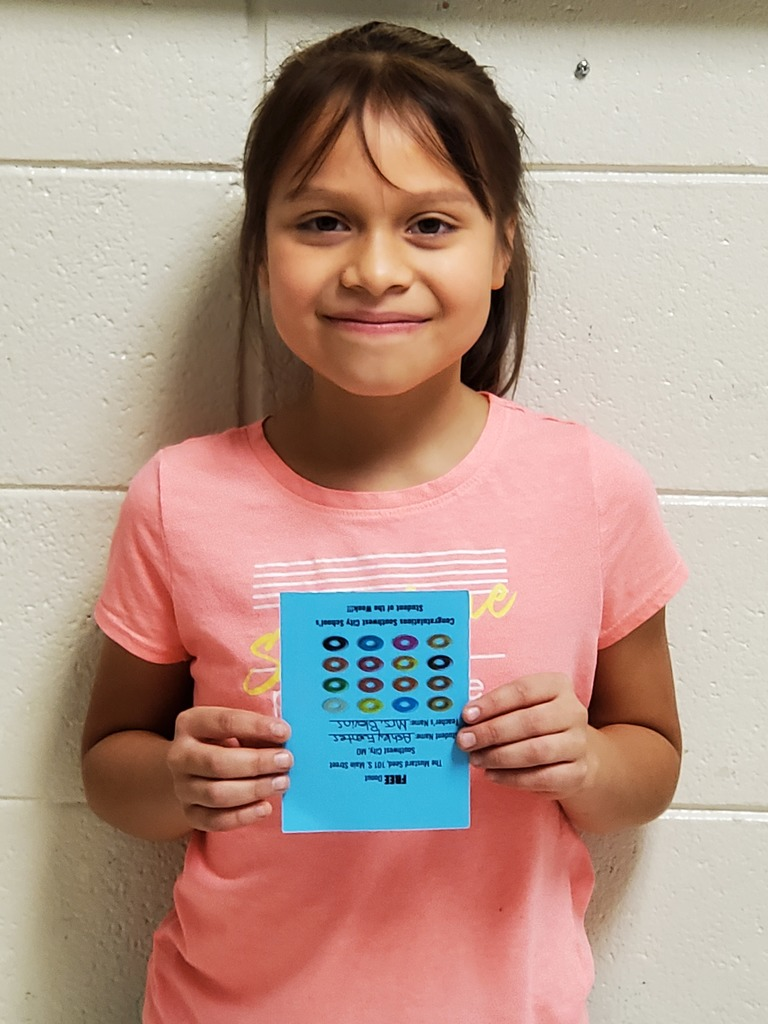 Ashley Fuentes - Mrs. Blevins' 4th Grade Class